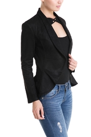 MICHEL Vegan Suede Blazer - Product Mini Image