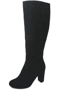 Bamboo Vegan Suede Boot - Alternate List Image