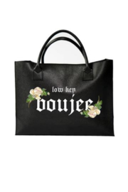 Los Angeles Trading Co.  Vegan Tote  Boujee - Product Mini Image
