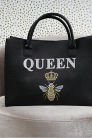 Los Angeles Trading Co.  Vegan Tote - Queen Tote - Product Mini Image