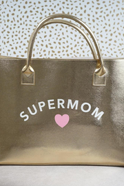 LA Trading Co. Vegan Tote - Supermom - Product Mini Image