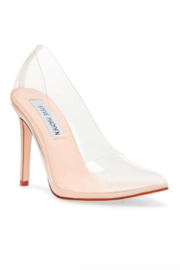 Steve Madden Vegas Clear Pump - Product Mini Image