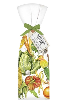 Mary Lake-Thompson Veggie Towel Set - Alternate List Image