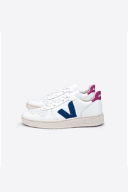 Veja White Glitter Shoes - Product Mini Image