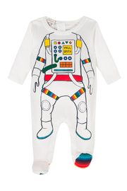 Paul Smith Junior Velcro Onesie - Product Mini Image