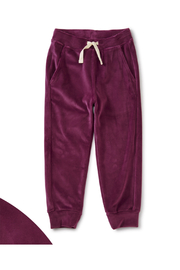 Tea Collection Velour Jogger - Product Mini Image