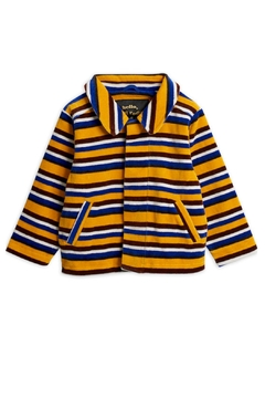 Shoptiques Product: Velour Stripe Jacket