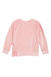 Splendid Velour Sweatshirt - Product Mini Image