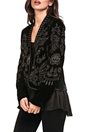 Adore Velvet Beaded Bolero - Product Mini Image