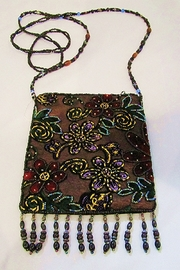 KIMBALS VELVET BEADED FLAT BAG - Product Mini Image