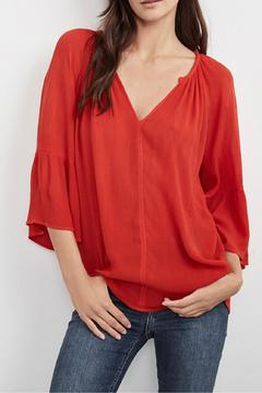 Shoptiques Product: Bell Sleeve Blouse