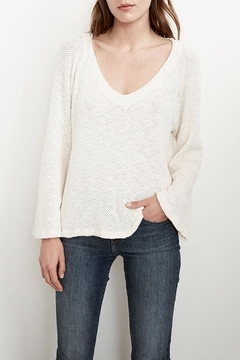 Shoptiques Product: Tresa V Neck Sweater