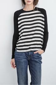 Velvet Belmont Striped Top - Product Mini Image
