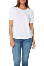 Velvet Blanca White Tee - Product Mini Image