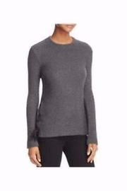 Velvet by Graham Spencer Side Lace Top - Product Mini Image