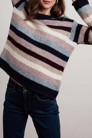 Velvet Calista Stripe Sweater - Product Mini Image