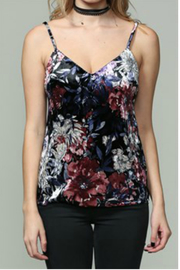 By Together Velvet Cami TOp - Product Mini Image