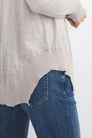 Shoptiques Product: Camille Scoop Neck Sweater - Side cropped
