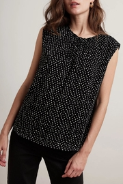 Velvet Casey Polka-Dot Blouse - Product Mini Image