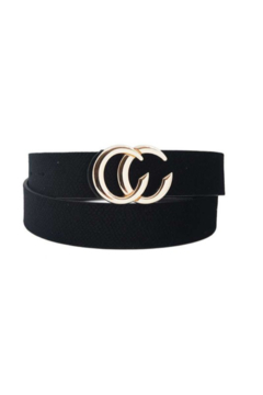 Shoptiques Product: Velvet CC Belt