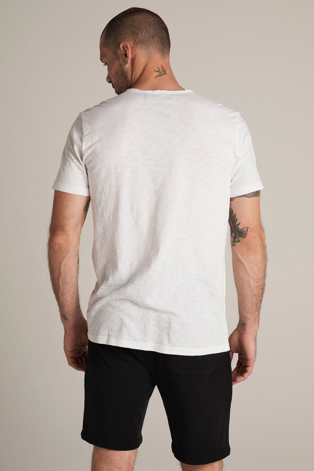 Velvet Chad Classic Pocket Tee - Side Cropped Image