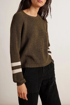 Shoptiques Product: Chasen Raglan Sweater