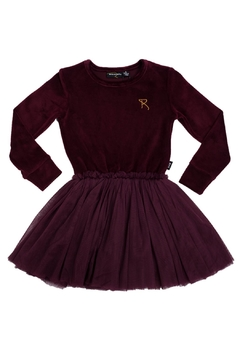 Rock Your Baby Velvet Circus Dress - Product List Image