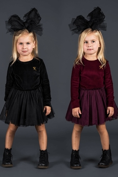 Rock Your Baby Velvet Circus Dress - Alternate List Image