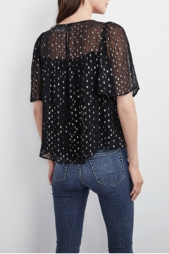 Velvet Claudie Chiffon Blouse - Alternate List Image