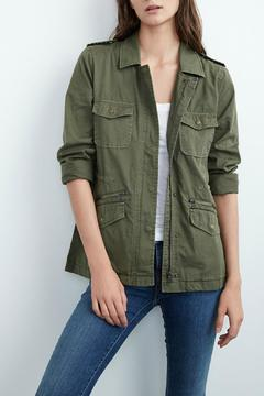 Shoptiques Product: Cotton Military Jacket