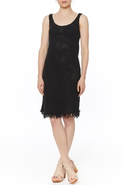 Velvet Crochet Dress - Product Mini Image