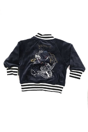 Bit'z Kids Velvet Dragon Jacket - Product Mini Image