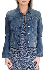 Velvet Elle Denim Jacket - Product Mini Image
