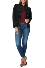 Velvet Everly Black Jacket - Product Mini Image