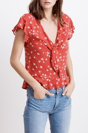 Velvet Shanola Knot Top - Product Mini Image