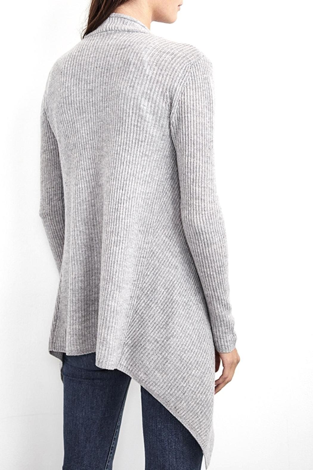 Velvet Grey Rocelyn Sweater - Front Full Image