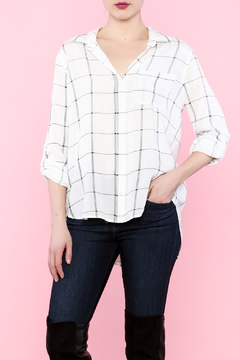 Shoptiques Product: Elisa Plaid Shirt