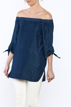 Shoptiques Product: Chambray Tunic Top