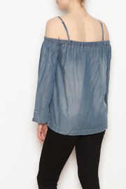 Velvet Heart Langley OTS Top - Back cropped