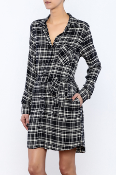 Velvet Heart Olson Plaid Shirtdress - Product List Image