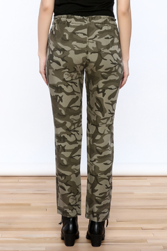 Velvet Heart Tencel Camo Pants - Alternate List Image