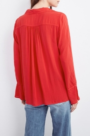 Velvet Justina Wrap Blouse - Side cropped