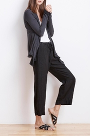 Velvet Kora Linen Pants - Product Mini Image