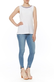 Velvet Lorenza Cotton Top - Product Mini Image