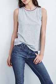Velvet Lorenza Cotton Tank - Product Mini Image