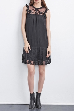 Velvet Marsha Embroidered Dress - Product List Image