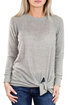 Shoptiques Product: Matilda Thermal Knit Top