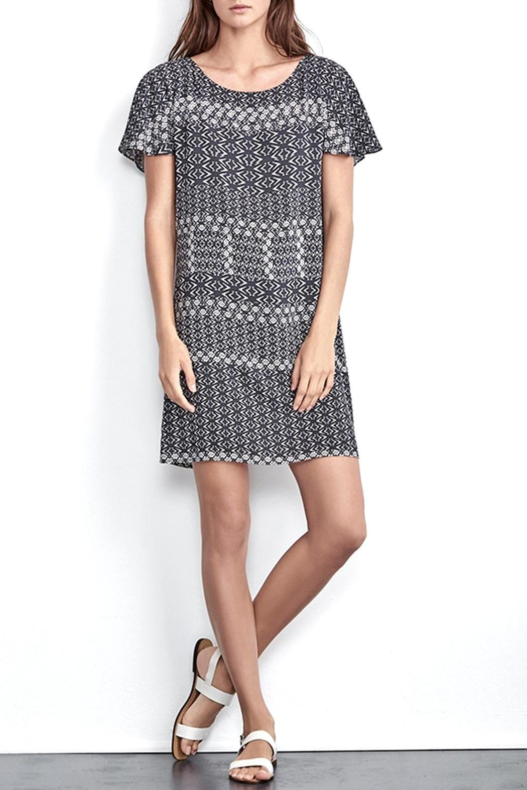 Melitta Print Dress