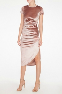 Mystic Velvet Midi Dress - Product List Image