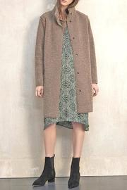 Shoptiques Product: Mirabella Sherpa Coat - Other
